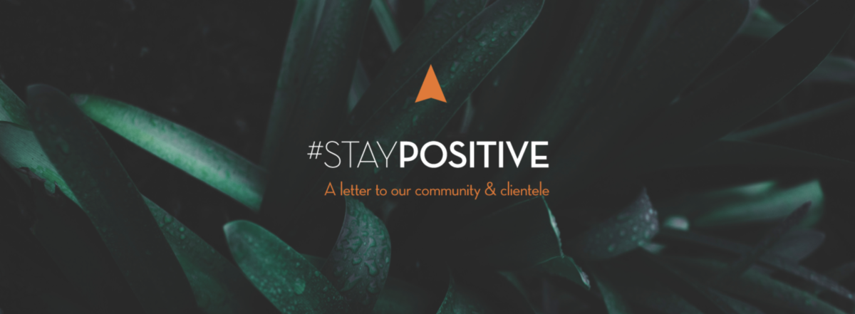 Stay Positive During COVID-19