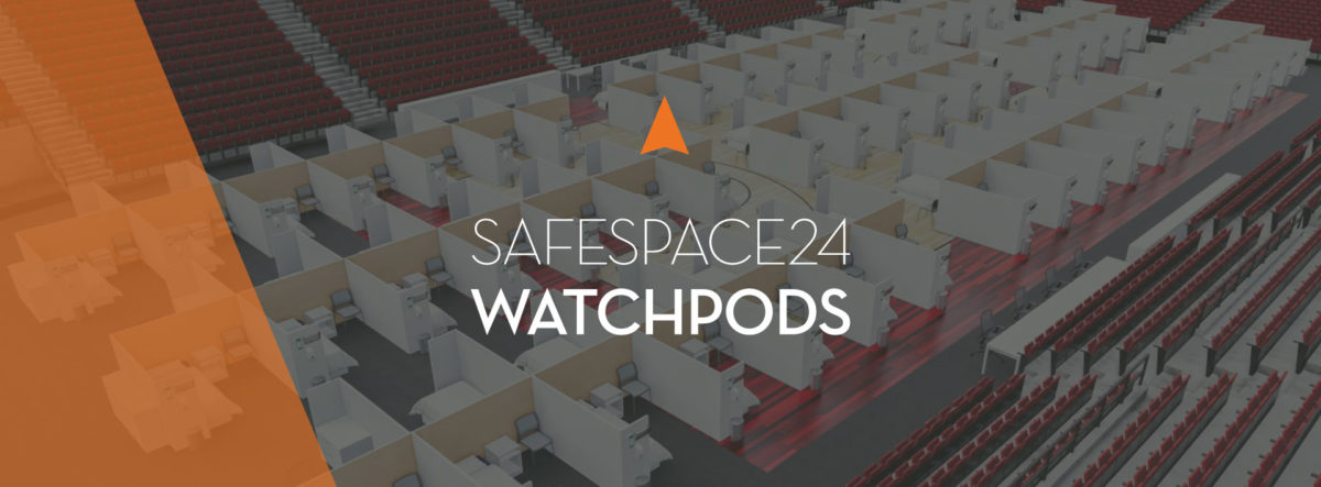 Safespace24's Watchpods in Partnership with InnSpace