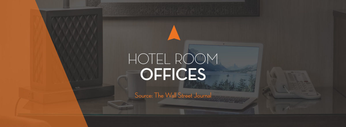 Hotel Room to Office