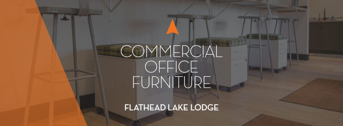 Flathead lake Lodge Office Furniture Project